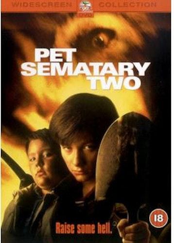 Pet sematary 2 DVD (Import Sv.Text)