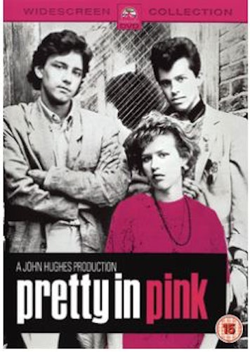 Pretty In Pink DVD (Import Sv.Text)