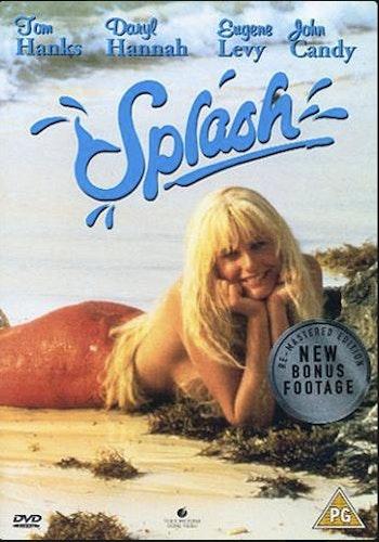 Splash DVD (Import Sv.Text)