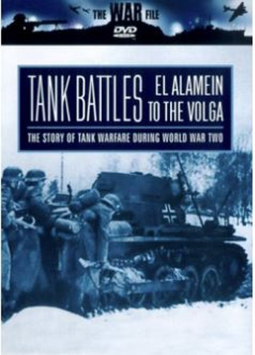 The War File - Tank Battles DVD (import)