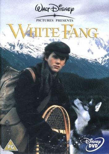 Varghunden/White Fang DVD (import med svensk text)