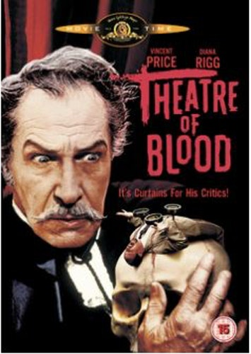 Theatre of Blood DVD (Import)