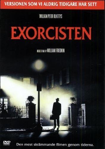 Exorcisten - Director's cut DVD