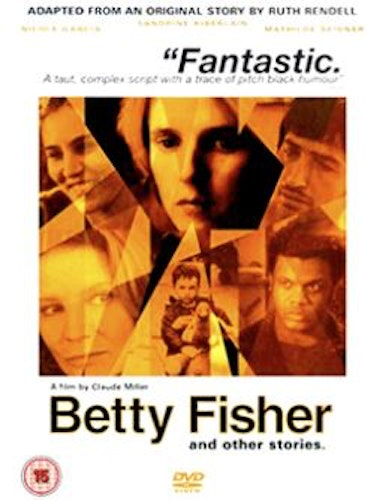Betty Fisher And Other Stories DVD (import)