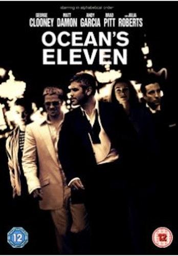 Ocean's Eleven DVD