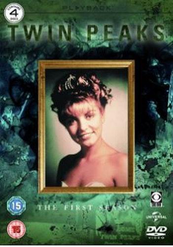 Twin Peaks - Säsong 1 DVD (import)