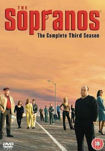Sopranos - Säsong 3 DVD (import)