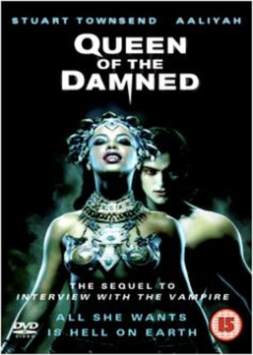 Queen of the Damned DVD (Import)
