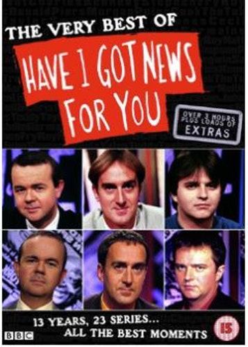 Have I Got News For You: The Best of the Guest Presenters DVD (Import)