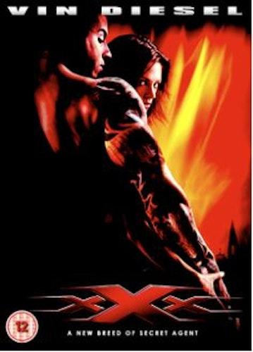 xXx DVD (import)