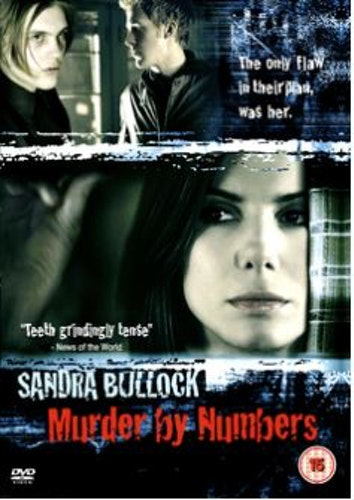 Murder by numbers DVD (Import)