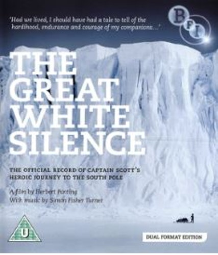 The Great White Silence (Blu-ray+ DVD) (Import)