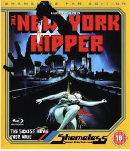 The New York Ripper (Blu-ray) (Import)