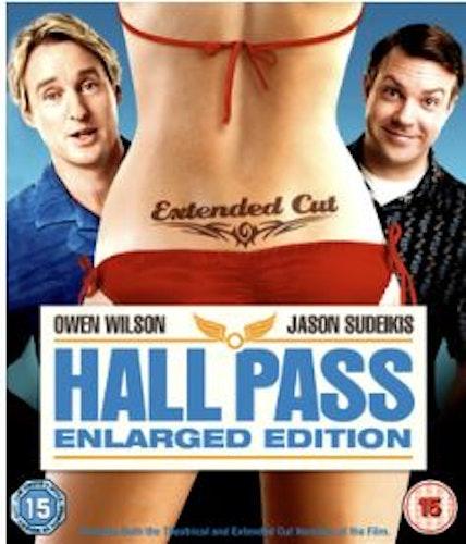 Hall pass (Blu-ray) import med svensk text
