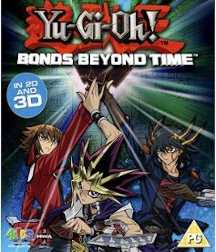 Yu-Gi-Oh! Bonds Beyond Time 3D (Blu-ray) (Import)