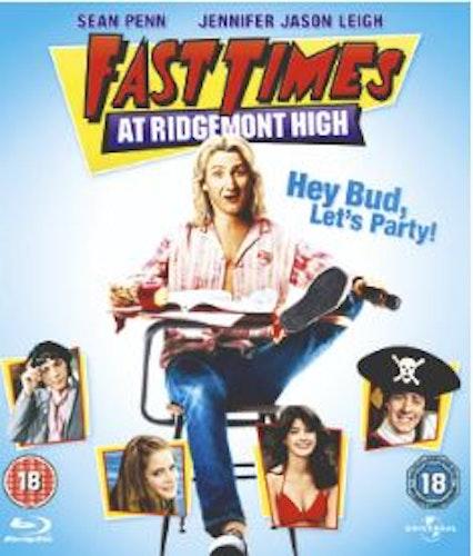 Häftigt drag i plugget/Fast Times At Ridgemont High (Blu-ray) (Import)