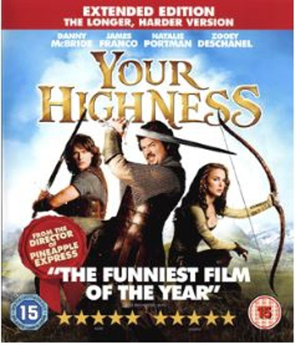 Your Highness - Extended cut (Blu-ray) (Import)