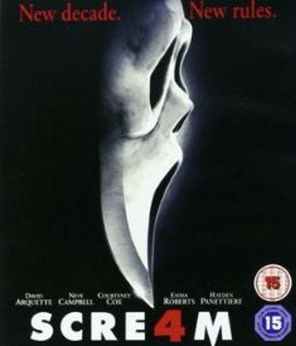 Scream 4 (Blu-ray) (Import)