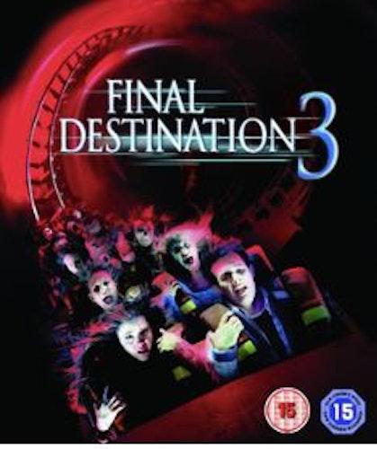Final Destination 3 (Blu-ray) (Import)