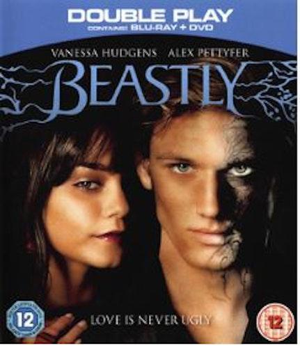Beastly (Blu-ray+DVD) (Import)