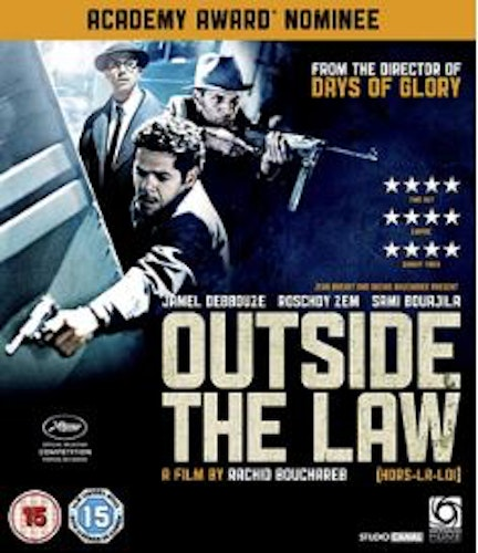 Outside the law (Blu-ray) (Import)