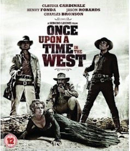 Once Upon a Time in the West - Anniversary Edition (Blu-ray) (Import Sv.Text) från 1968