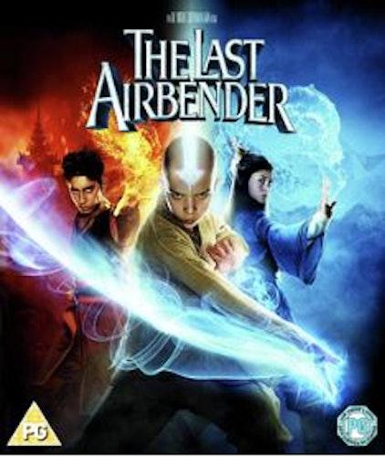 The Last Airbender (Blu-ray + DVD)