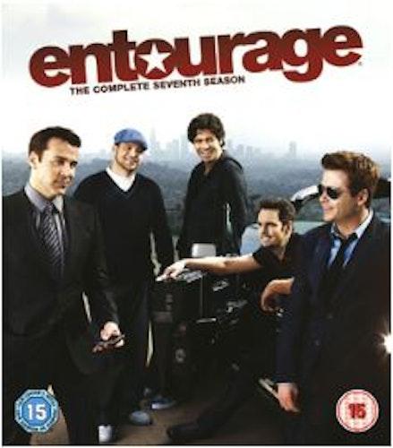 Entourage - Season 7 (Blu-ray) (Import Sv.Text)