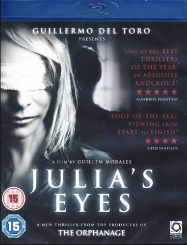 Julia's Eyes (Blu-ray) (Import)