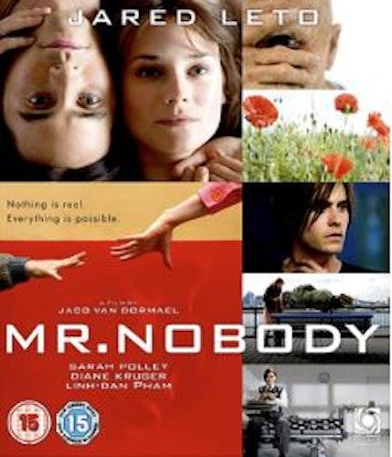 Mr. Nobody (Blu-ray) import