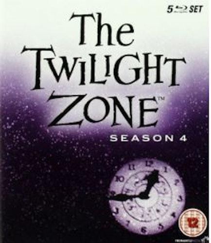 The Twilight Zone Season 4 Blu-Ray (import)