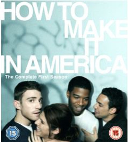 How to Make it in America - Säsong 1 (Blu-ray) import