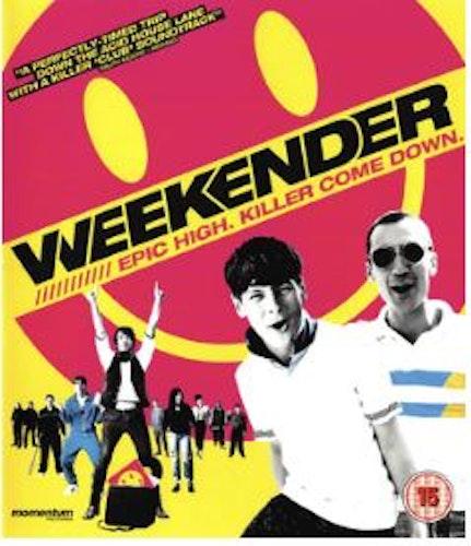 Weekender Blu-Ray (import)