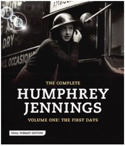 The Complete Humphrey Jennings - Volume 1 - The First Days Blu-Ray + DVD (import) från 1934
