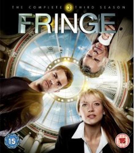 Fringe - Season 3 (Blu-ray) (Import Sv.Text)