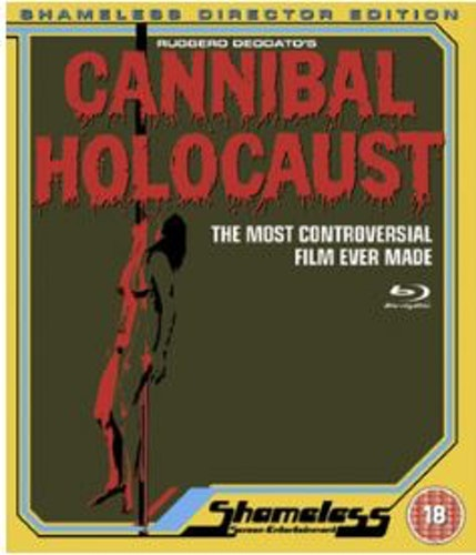 Cannibal Holocaust (Blu-ray) (Import)
