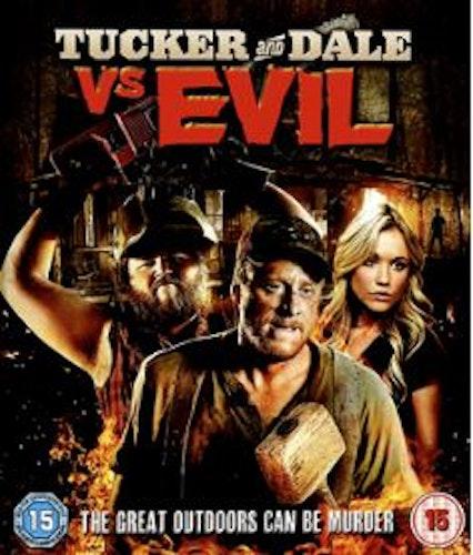 Tucker & Dale vs Evil (Blu-ray) (Import)