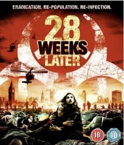28 Weeks Later (import) bluray