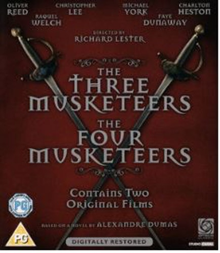 The Three Musketeers (1973) & The Four Musketeers (1974) (Blu-ray) (Import)
