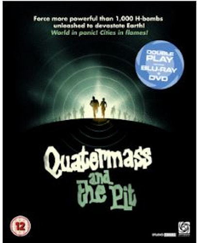 Quatermass and the Pit (Blu-ray + DVD) (Import)