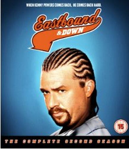 Eastbound & Down - Season 2 (Blu-ray) (Import Sv.Text)