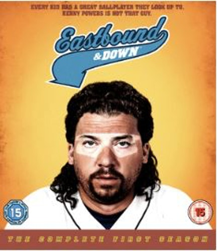 Eastbound & down - Säsong 1 (Blu-ray) import