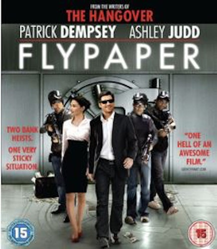 Flypaper Blu-Ray (import)