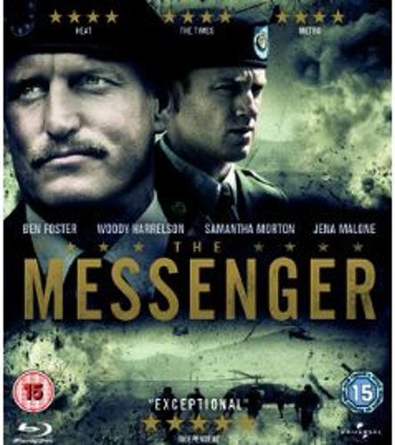 The Messenger (Blu-ray) import