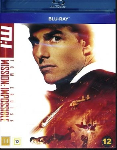 Mission Impossible 1 (Blu-ray)