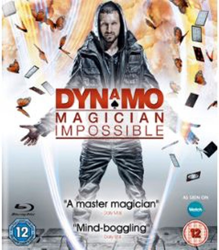 Dynamo - Magician Impossible Series 1 Blu-Ray (import)