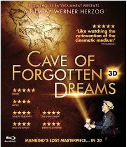 Cave of forgotten dreams 3D bluray (Import)