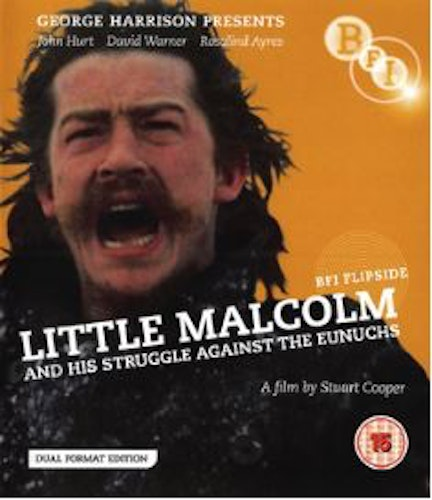 Little Malcolm And His Struggle Against The Eunuchs Blu-Ray + DVD (import)