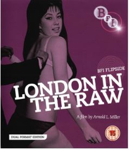 London In The Raw Blu-Ray + DVD (import)