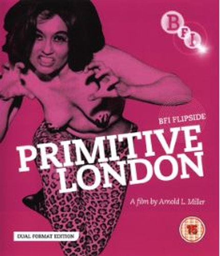 Primitive London Blu-Ray + DVD (import)